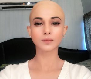 new look for her acting