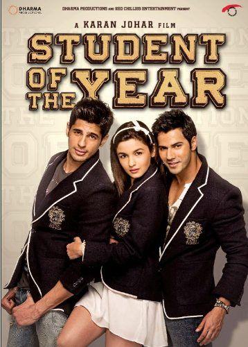 First movie of Sidharth Malhotra