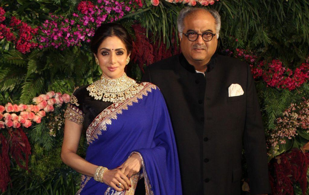 Sridevi-with Boney-Kapoor
