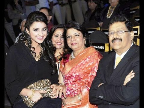 family of parineeti