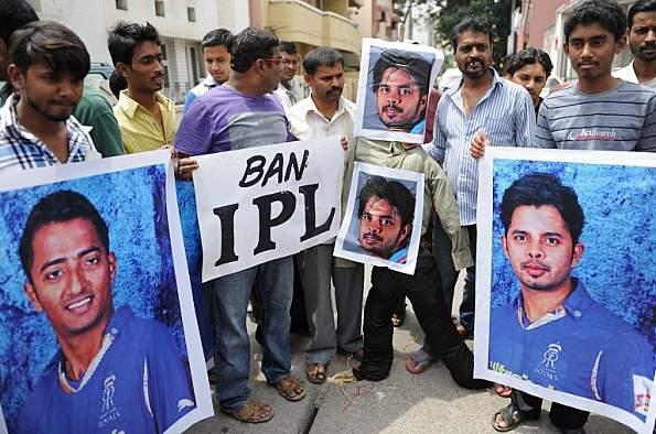 spot fixing in IPL