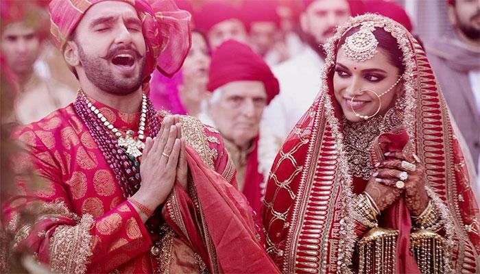 Deepika ranveer marriage