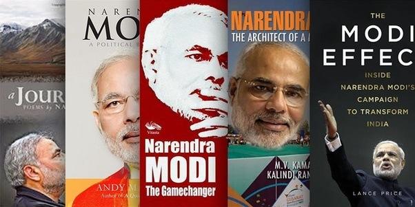 Books on Narendra Modi