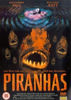 Piranha (horror film)in 1995