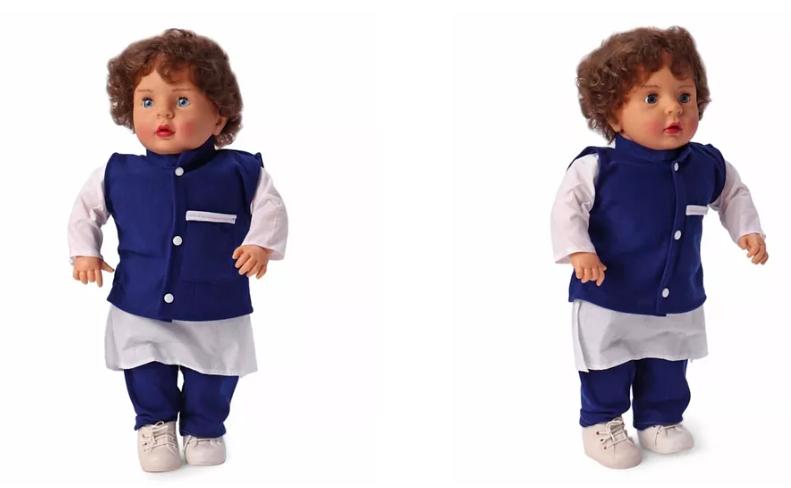 Taimur's Doll