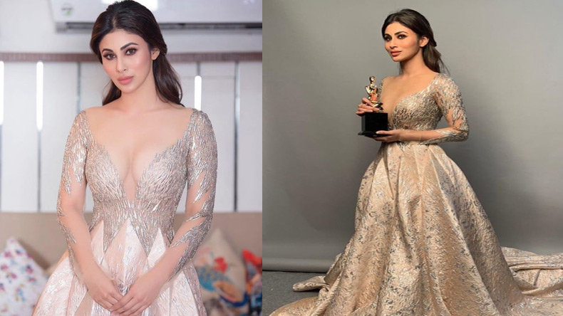 award for her best performance