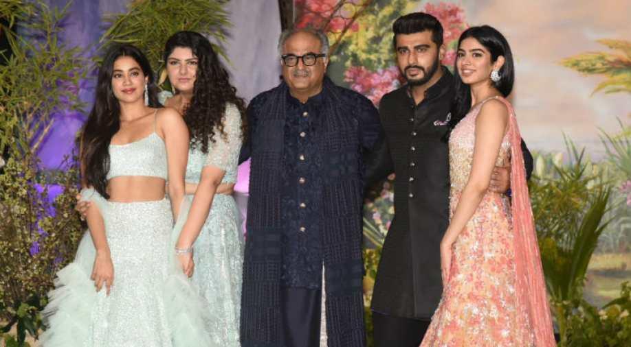 arjun kapoor family