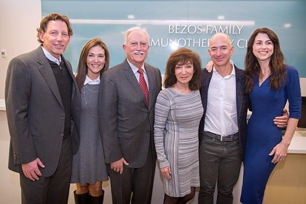 Bezos-Family-at-clinic