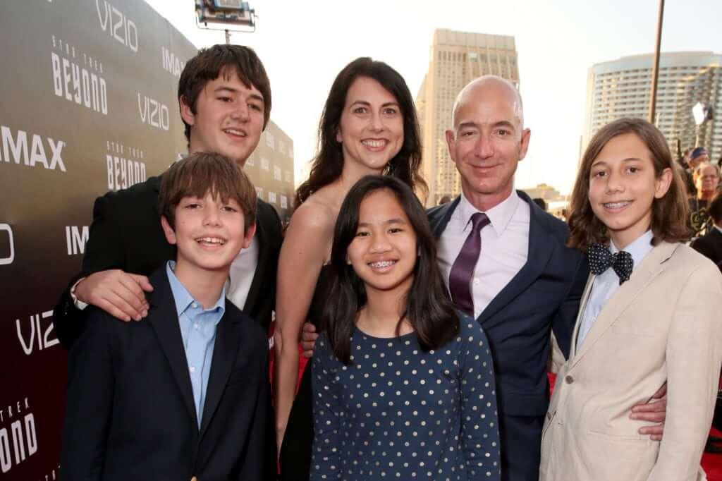 Childrens of Bezos