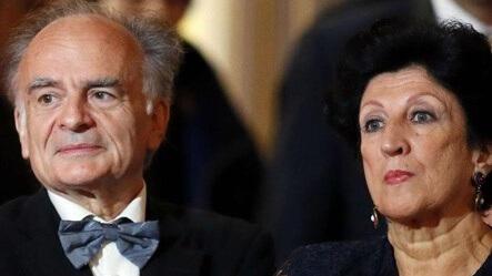Emmanuel Macron Father & Mother