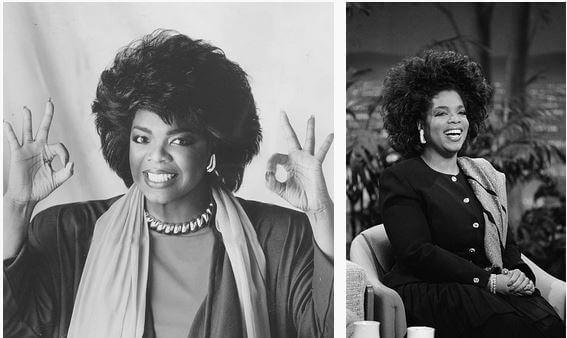 Oprah Winfrey Early Life