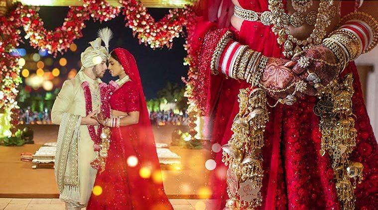 Nick Jonas and Priyanka Chopra Wedding Photos