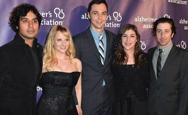 Team of The Big Bang Theory
