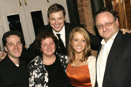 Melissa With His family