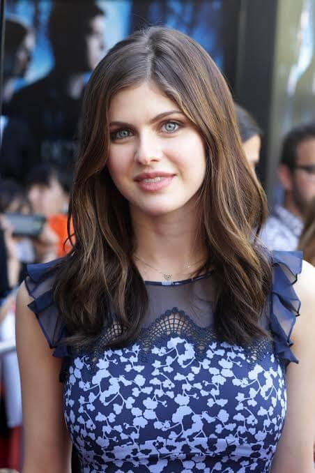 Alexandra daddario beauty