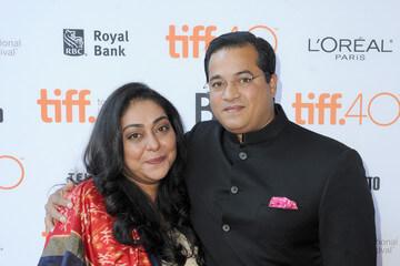 Meghna Gulzar with her husband Govind Sandhu