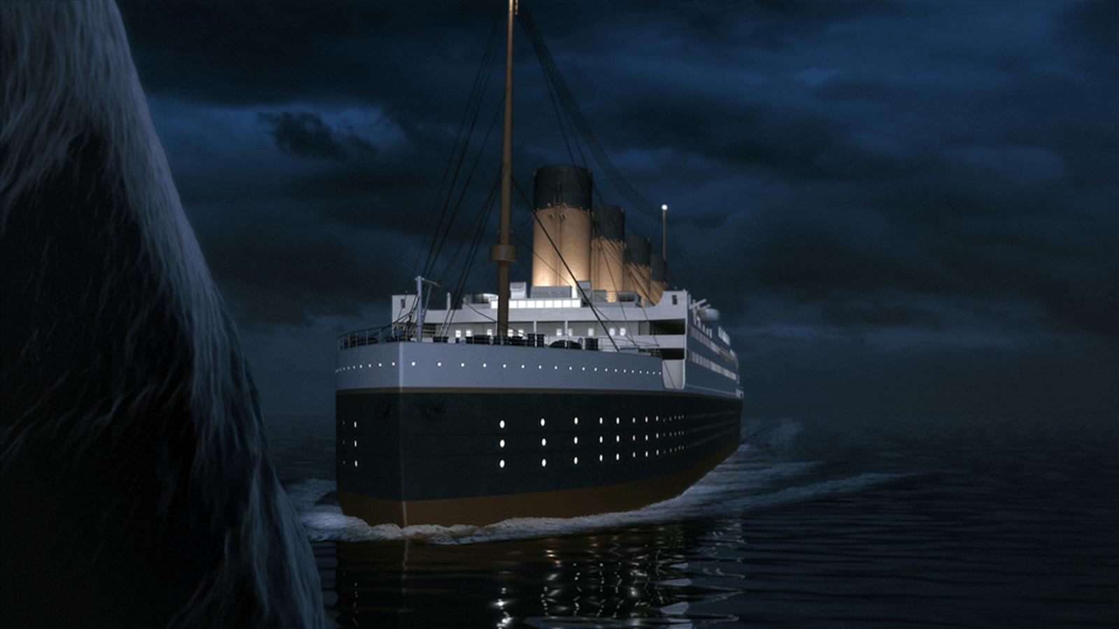 Titanic With Bob Ballard