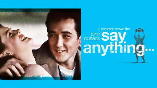 Say Anything....