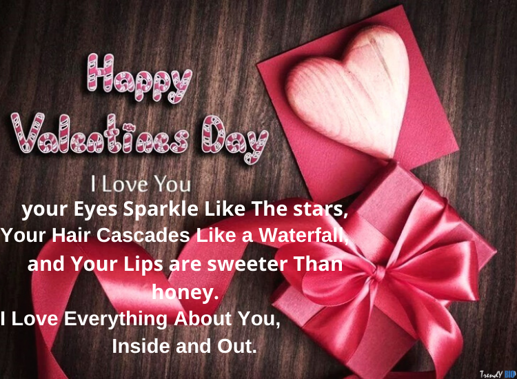 Vlaetine's Day Shayari for wife